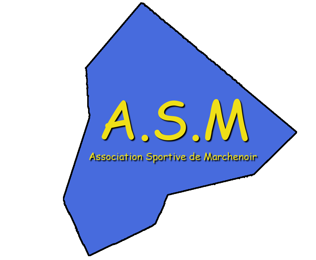 Logo Association Sportive de Marchenoir